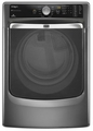 MED6000AG Maytag  Maxima XL HE Electric Steam Dryer with Advanced Moisture Sensing - Granite