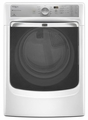 MED6000AW Maytag Maxima XL HE Electric Steam Dryer with Advanced Moisture Sensing - White