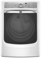 MGD7000AW Maytag Maxima XL HE Gas Steam Dryer with Wrinkle Prevent - White