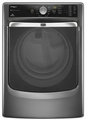 MGD6000AG Maytag Maxima XL HE Gas Steam Dryer with Advanced Moisture Sensing - Granite