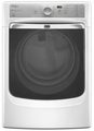 MGD6000AW Maytag Maxima XL HE Gas Steam Dryer with Advanced Moisture Sensing - White