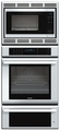 MEDMCW71JS Thermador 27 inch Masterpiece� Series Triple Oven (Oven, Convection Microwave and Warming Drawer) - Stainless Steel