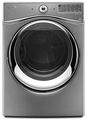 WGD96HEAC Whirlpool  7.4 cu. ft. Duet Gas Dryer with Tap Touch Controls - Chrome Shadow