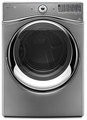 WGD94HEAC Whirlpool  7.4 cu. ft. Duet Gas Dryer with Advanced Moisture Sensing - Chrome Shadow