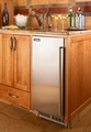 "H50IMSADR Perlick 15"" ADA Compliant Clear Ice Maker with Stainless Steel Solid Door - Right Hinge"