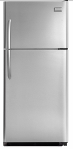 FGHT2132PF Frigidaire Gallery Top Freezer Refrigerator - Stainless Steel