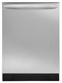 "FGHD2472PF Frigidaire Gallery 24"" Built-In Dishwasher - Stainless Steel"