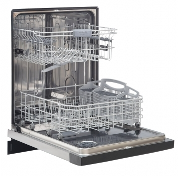 "FGHD2455LF Frigidaire Gallery 24"" Built-In Dishwasher - Smudge-Proof Stainless Steel"