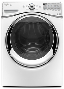WFW94HEAW Whirlpool  4.3 cu. ft. Duet Front Load Washer with Precision Dispense - White