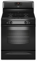 MGR7685AB Maytag 5.0 Cu. ft. Capacity Gas Range with Precision Cooking System - Black