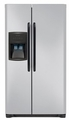 FFHS2622MH Frigidaire  26 Cu. Ft. Side-by-Side Refrigerator - Stainless Steel with Black Handles