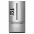 MFT2672AEM Maytag (R) 26 cu. ft. Ice2O(R) French Door Refrigerator with Better Built Compressor - Monochromatic Stainless Steel