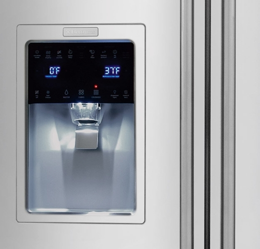 EI27BS26JS Electrolux Standard-Depth French Door Refrigerator with IQ-Touch™ Controls - Stainless Steel