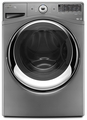 WFW88HEAC Whirlpool 4.3 cu. ft. Duet Steam Front Load Washer with Precision Dispense - Chrome