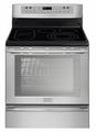 "FPEF3081MF Frigidaire Professional 30"" Freestanding Electric Range with Dual Convection - Stainless Steel"