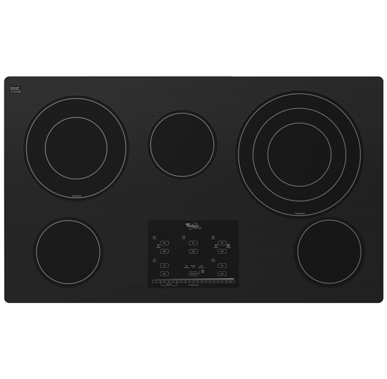 standard height microwave over cooktop