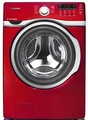 WF393BTPARA Samsung 3.9 cu. ft. Large-size Capacity Front-Load Washer - Tango Red