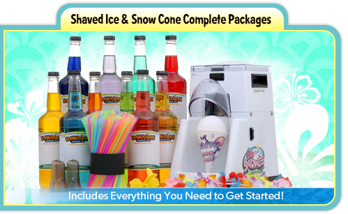 Hawaiian Shaved Ice - Official Site