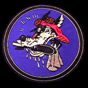 VB-2 Sea Wolf Patch