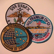 Essex Class Carrier patches