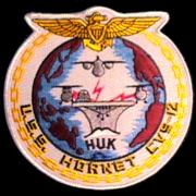 CVS-12 HUK Patch