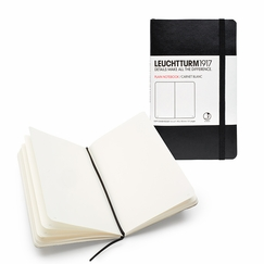 Leuchtturm1917 Pocket Soft Cover Plain Notebook (3.5 x 6)