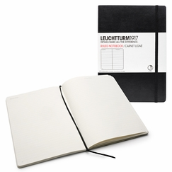Leuchtturm1917 Large Soft Cover Ruled Notebook (5.75 x 8.25)