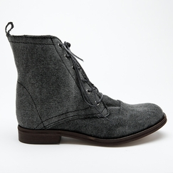 Novacas Kristin Boot in Grey