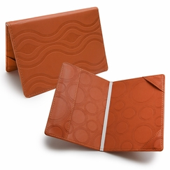 Mudlark Artifact Passport Cover in Hayden Leigh
