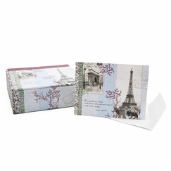 Eco Mudlark Eco La Belle Vie Memento Boxed Note Cards