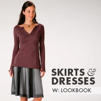 Skirts & Dresses Lookbook
