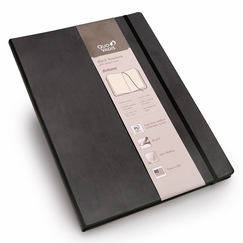 Quo Vadis Habana A4 Plain Journal (8.25 x 11.75) in Black