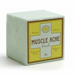 Aromatherapy Bath Cube in Muscle Ache
