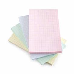 Exacompta Graph Index Cards (3 x 5)