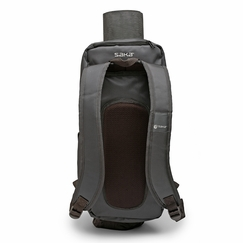 Saka Pinda Backpack in Ebony/Gunmetal