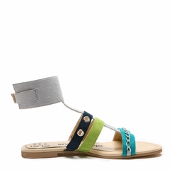 Eco Olsen Haus Beach Ball Sandal in Multi