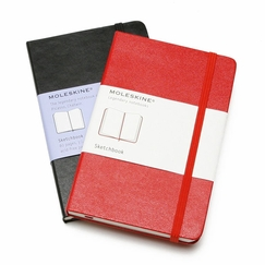 Moleskine Classic Pocket Sketchbook (3.5 x 5.5) in Black