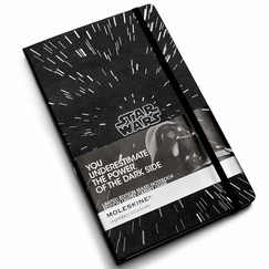 Moleskine Star Wars Large Ruled Notebook (5 x 8.25)