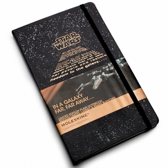 Moleskine Star Wars Large Plain Notebook (5 x 8.25)