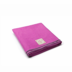 Manduka eQua Plus Towel in Sangria