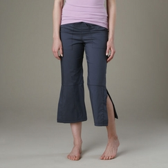 Be Present Mobility Pant (side slits) in Graphite