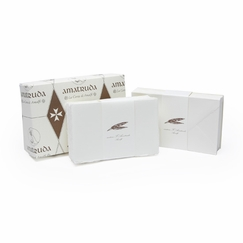 Amalfi Informal Folded Notes (50 ct.) (3.5 x 5.25)