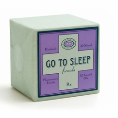 Aromatherapy Bath Cube in Go To Sleep