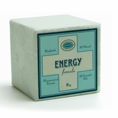 Aromatherapy Bath Cube in Energy