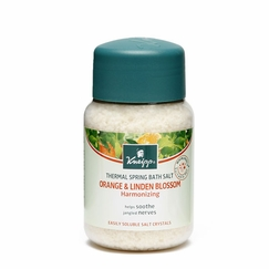 Kneipp Thermal Springs Bath Salts in Orange & Linden