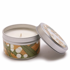 Mudlark Soy Candle Tin in Amari