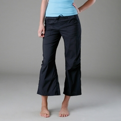 Be Present Agility Pant (back slits) in Black