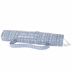 Prana Bhakti Yoga Bag in Blue