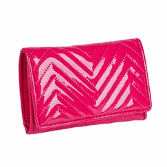 Big Buddha Tori Wallet in Fuchsia