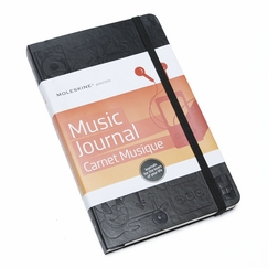 Moleskine Passions Music Journal (5 x 8.25)